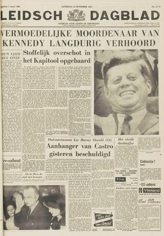 Leidsch Dagblad 1963-11-23