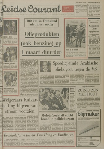 Leidse Courant 1974-02-19