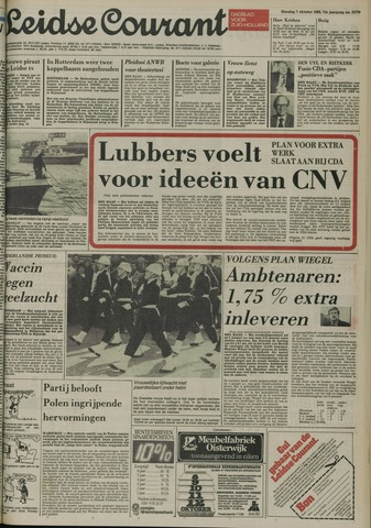 Leidse Courant 1980-10-07