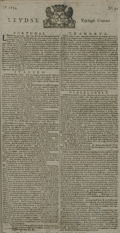 Leydse Courant 1734-07-30
