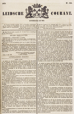 Leydse Courant 1875-05-20