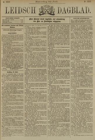 Leidsch Dagblad 1890-07-12