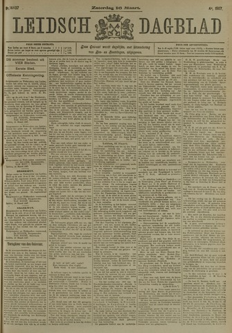 Leidsch Dagblad 1907-03-16