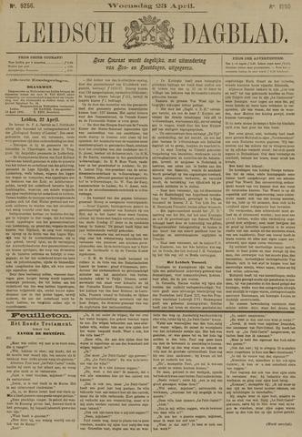 Leidsch Dagblad 1890-04-23