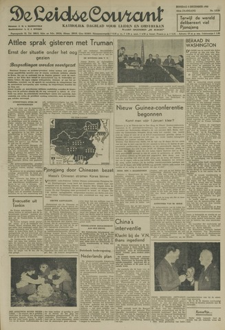 Leidse Courant 1950-12-05