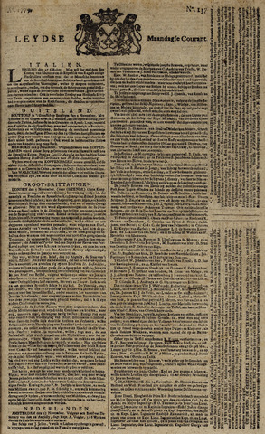 Leydse Courant 1779-11-15