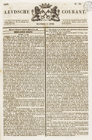Leydse Courant 1860-06-11