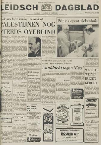 Leidsch Dagblad 1970-09-18