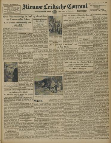 Nieuwe Leidsche Courant 1947-09-08