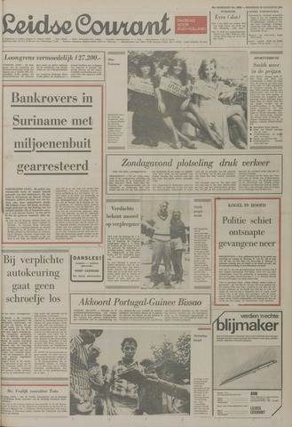 Leidse Courant 1974-08-26