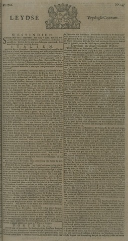 Leydse Courant 1722-12-04