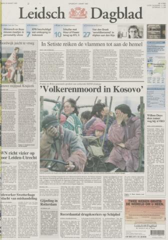 Leidsch Dagblad 1999-03-29