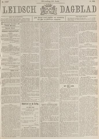 Leidsch Dagblad 1916-07-18
