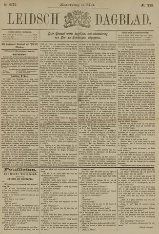 Leidsch Dagblad 1890-05-03