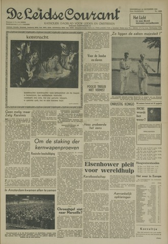 Leidse Courant 1959-12-24