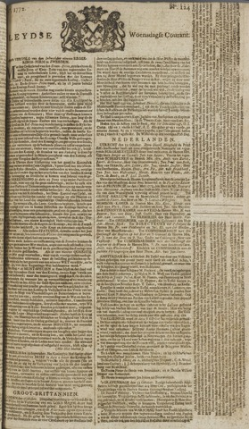 Leydse Courant 1772-10-14