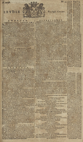 Leydse Courant 1758-02-17