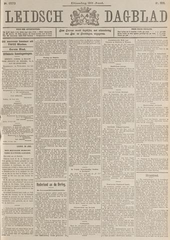 Leidsch Dagblad 1916-06-20