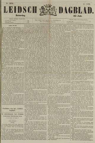 Leidsch Dagblad 1870-07-30
