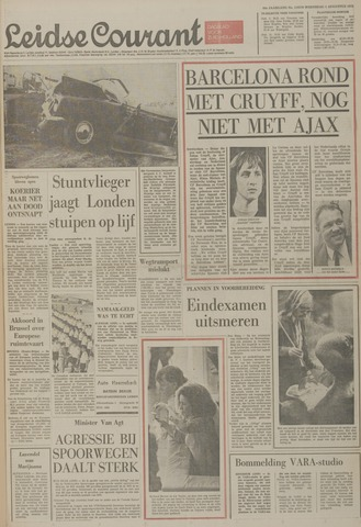Leidse Courant 1973-08-01
