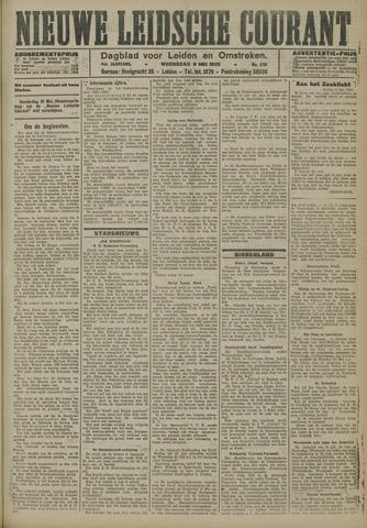 Nieuwe Leidsche Courant 1923-05-09