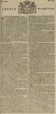 Leydse Courant 1759-09-05