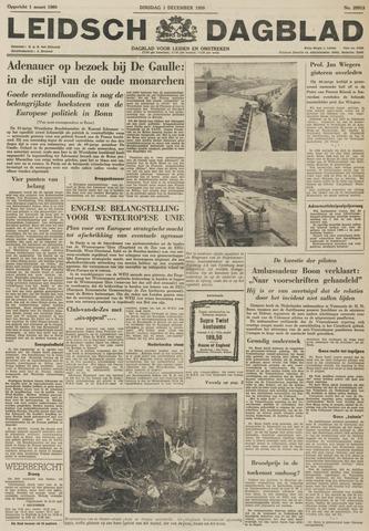 Leidsch Dagblad 1959-12-01