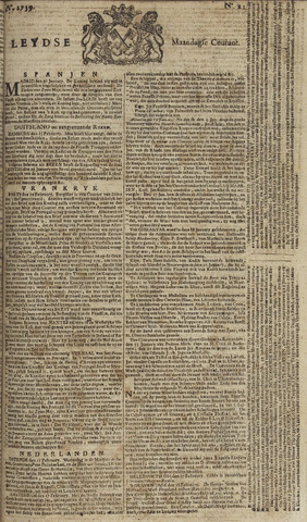 Leydse Courant 1759-02-19