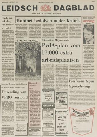 Leidsch Dagblad 1979-10-10