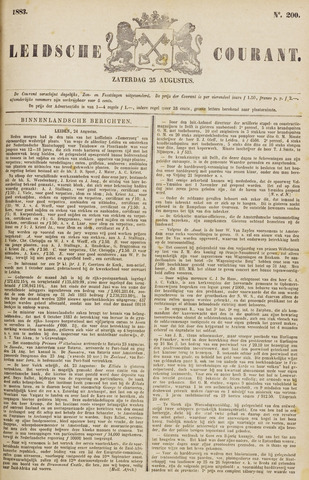 Leydse Courant 1883-08-25