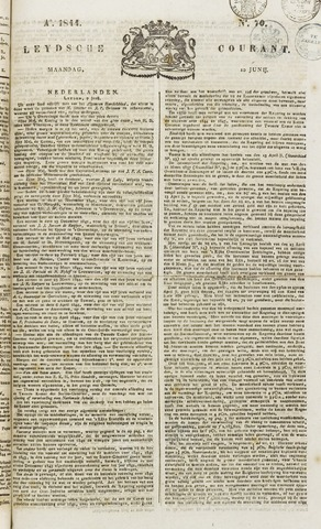 Leydse Courant 1844-06-10