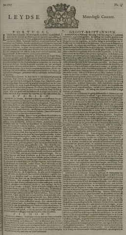 Leydse Courant 1725-02-26