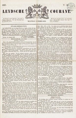 Leydse Courant 1865-02-06