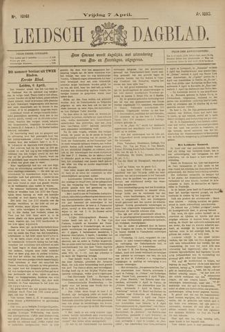 Leidsch Dagblad 1893-04-07