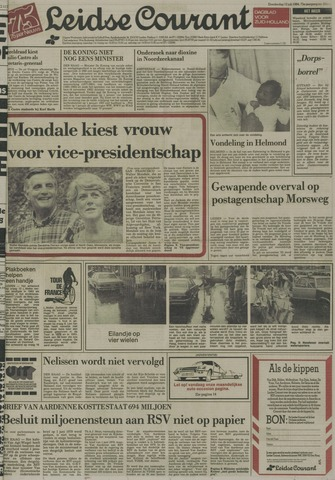 Leidse Courant 1984-07-12
