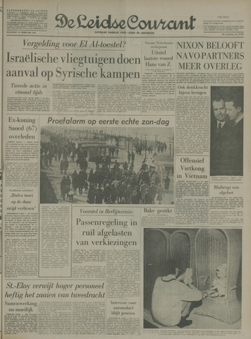 Leidse Courant 1969-02-24