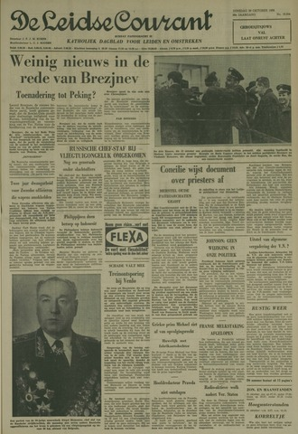 Leidse Courant 1964-10-20