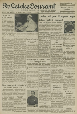 Leidse Courant 1950-11-14