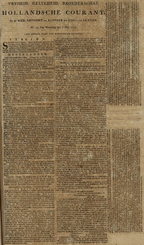 Leydse Courant 1795-05-06