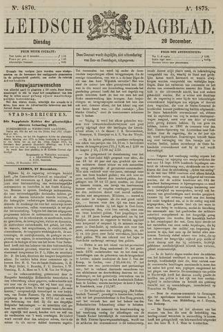 Leidsch Dagblad 1875-12-28