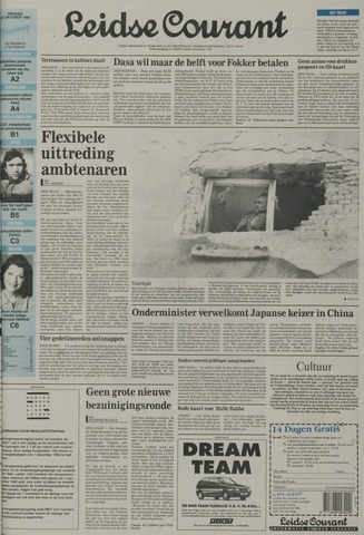 Leidse Courant 1992-10-23