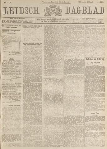 Leidsch Dagblad 1916-10-11