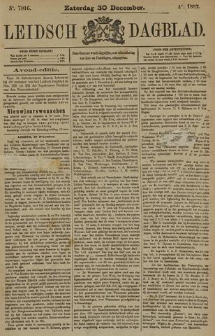 Leidsch Dagblad 1882-12-30