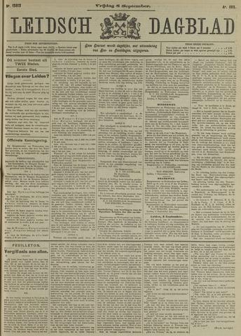Leidsch Dagblad 1911-09-08