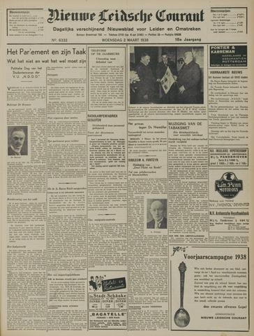 Nieuwe Leidsche Courant 1938-03-02