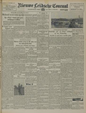 Nieuwe Leidsche Courant 1947-12-13