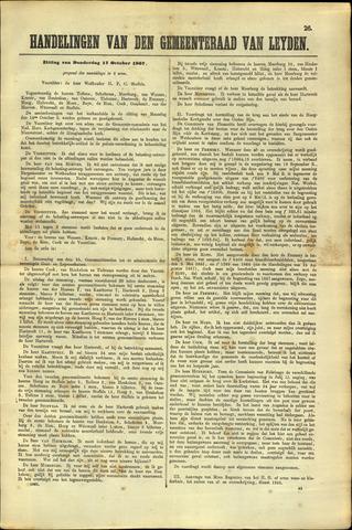 Handelingen van de Raad 1867-10-17