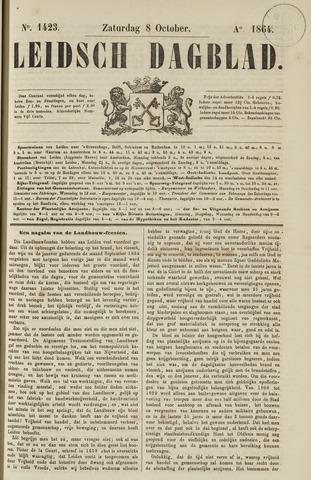 Leidsch Dagblad 1864-10-08