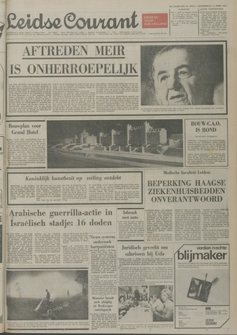 Leidse Courant 1974-04-11