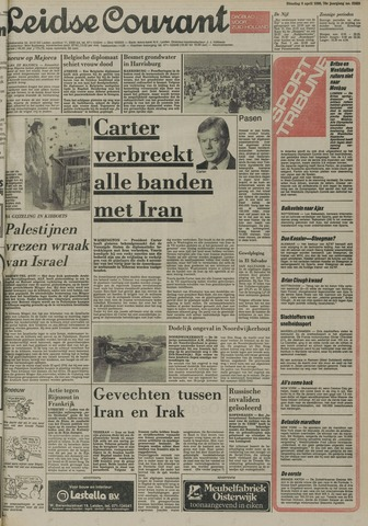 Leidse Courant 1980-04-08